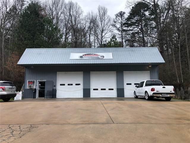123 Auraria Road, Dawsonville, GA 30534 (MLS #6683322) :: Compass Georgia LLC