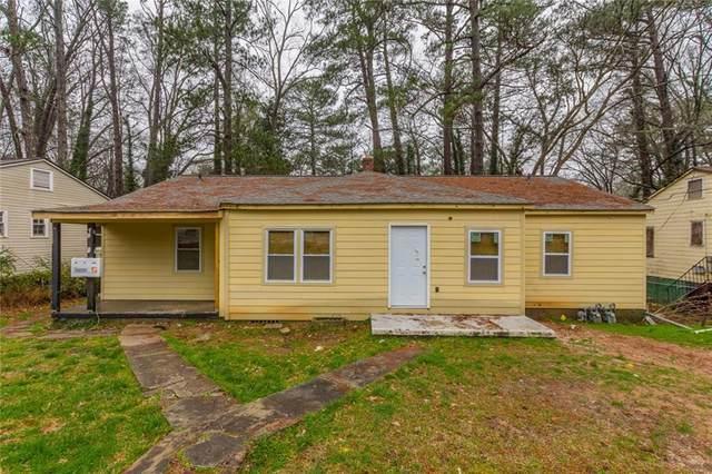 1265 Byewood Lane SW, Atlanta, GA 30310 (MLS #6683325) :: Kennesaw Life Real Estate