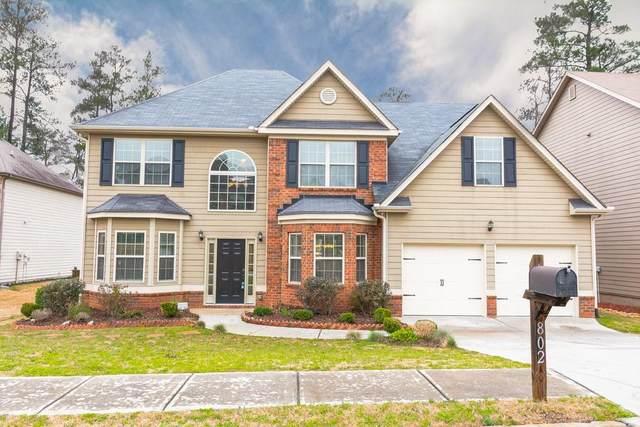 802 Chapman Street, Jonesboro, GA 30238 (MLS #6683339) :: RE/MAX Prestige
