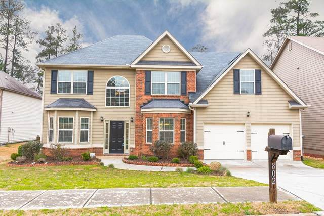 802 Chapman Street, Jonesboro, GA 30238 (MLS #6683339) :: Dillard and Company Realty Group