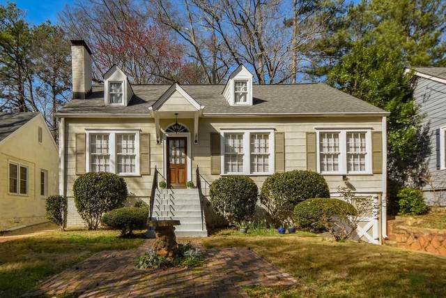 211 Missionary Drive, Decatur, GA 30030 (MLS #6683357) :: North Atlanta Home Team