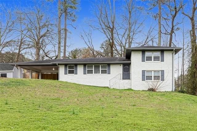888 Red Apple Drive, Marietta, GA 30066 (MLS #6683361) :: Rock River Realty