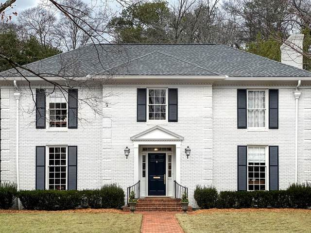 300 Camden Road NE, Atlanta, GA 30309 (MLS #6683363) :: The Zac Team @ RE/MAX Metro Atlanta