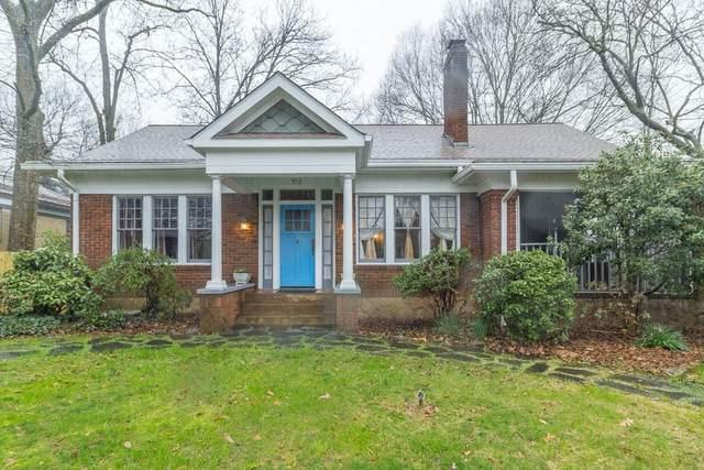 103 Cambridge Avenue, Decatur, GA 30030 (MLS #6683364) :: North Atlanta Home Team