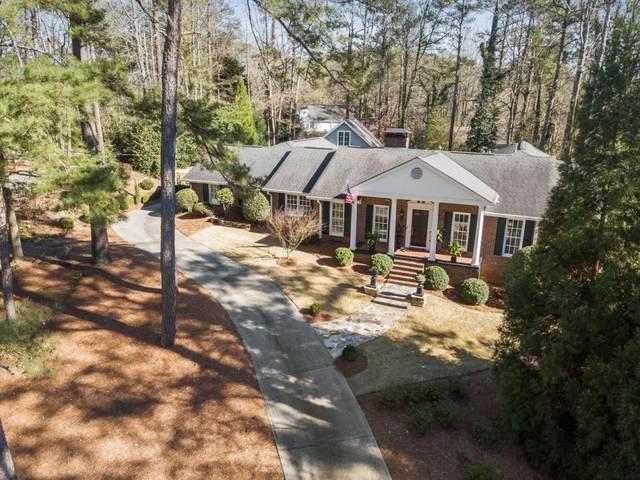 6355 River Overlook Drive, Sandy Springs, GA 30328 (MLS #6683374) :: Path & Post Real Estate