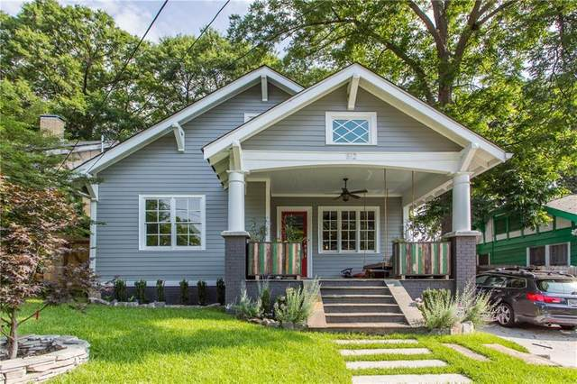 512 Boulevard Place NE, Atlanta, GA 30308 (MLS #6683386) :: Oliver & Associates Realty