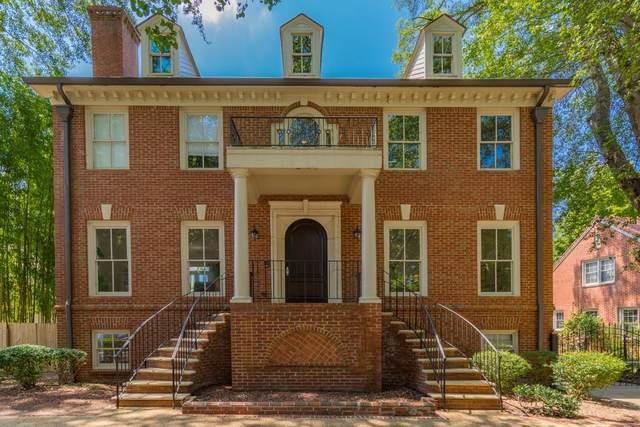 1562 Lenox Road NE, Atlanta, GA 30306 (MLS #6683391) :: The Heyl Group at Keller Williams