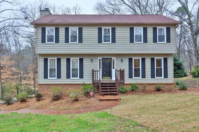 112 Ridge Road, Berkeley Lake, GA 30096 (MLS #6683396) :: North Atlanta Home Team