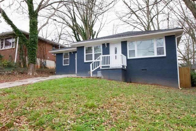 360 Brooks Avenue SW, Atlanta, GA 30310 (MLS #6683397) :: Dillard and Company Realty Group
