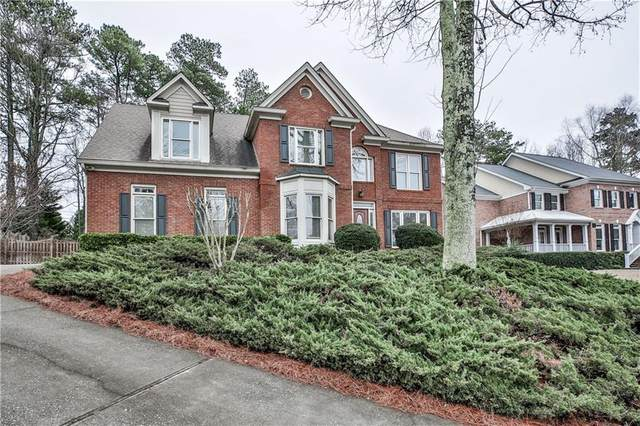 5395 Preserve Circle, Johns Creek, GA 30005 (MLS #6683399) :: RE/MAX Paramount Properties