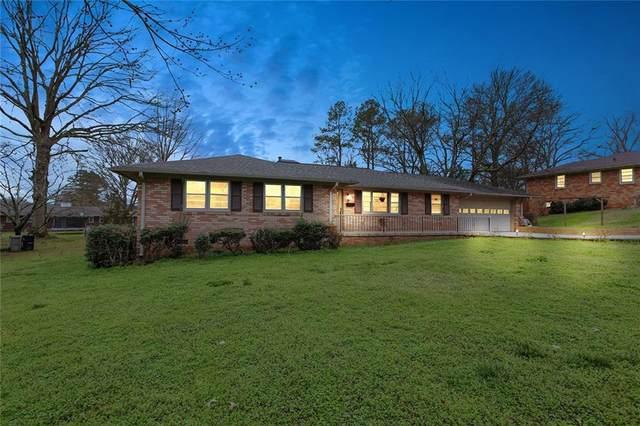 116 Larkwood Circle, Cartersville, GA 30120 (MLS #6683410) :: North Atlanta Home Team