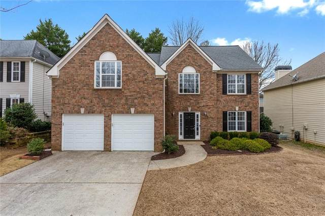 3943 Lullwater Main NW, Kennesaw, GA 30144 (MLS #6683426) :: Todd Lemoine Team