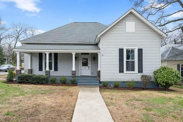 216 Leake Street, Cartersville, GA 30120 (MLS #6683446) :: North Atlanta Home Team
