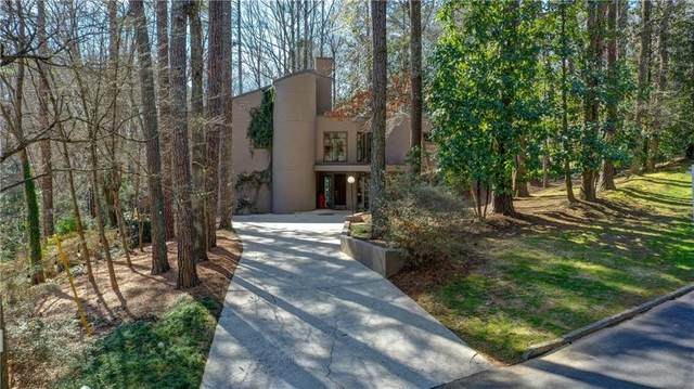 1042 Nawench Drive NW, Atlanta, GA 30327 (MLS #6683447) :: RE/MAX Paramount Properties
