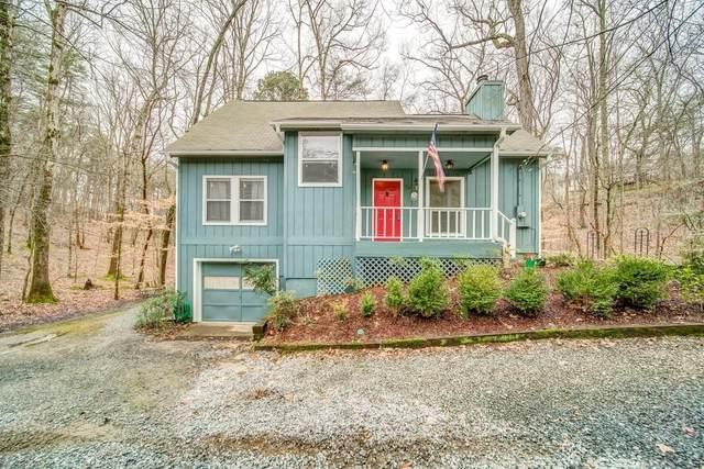 129 White Eagle Drive, Waleska, GA 30183 (MLS #6683460) :: Path & Post Real Estate