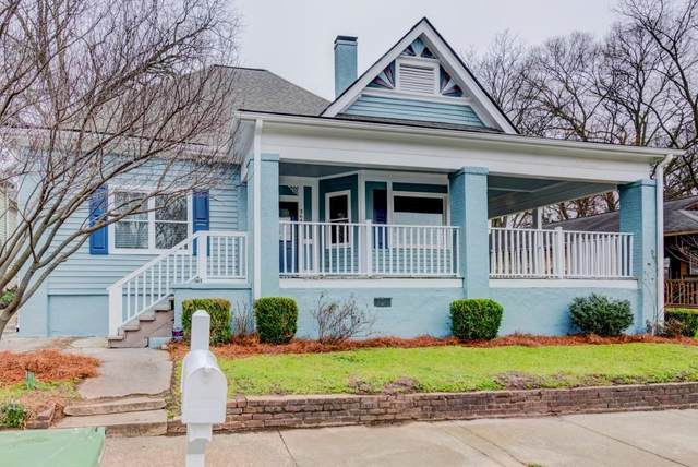 364 Kelly Street SE, Atlanta, GA 30312 (MLS #6683477) :: The Hinsons - Mike Hinson & Harriet Hinson