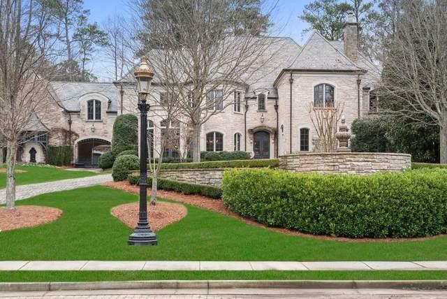 203 Saint Nicholas Circle NW, Atlanta, GA 30327 (MLS #6683481) :: Path & Post Real Estate