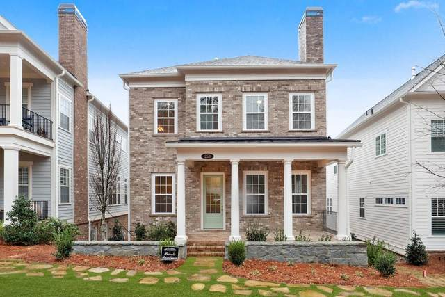 253 Thompson Street, Alpharetta, GA 30009 (MLS #6683498) :: Charlie Ballard Real Estate
