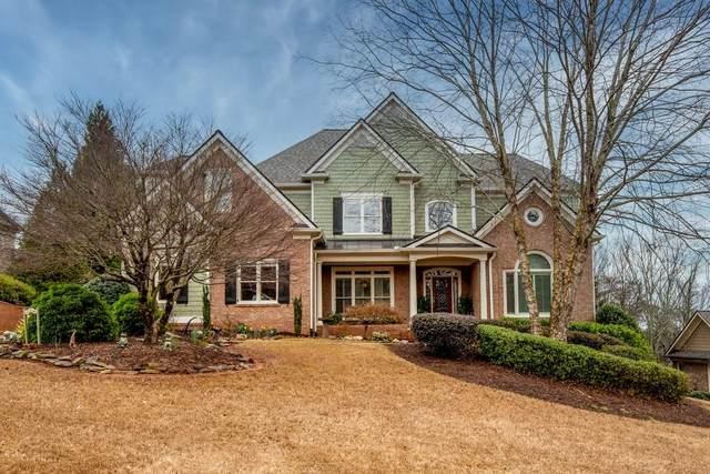 3544 Lake Ridge Drive, Gainesville, GA 30506 (MLS #6683506) :: Kennesaw Life Real Estate