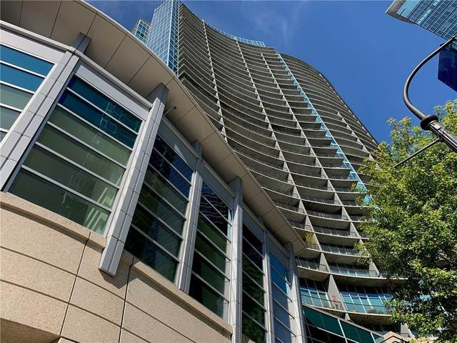 1080 Peachtree Street NE #2604, Atlanta, GA 30309 (MLS #6683508) :: RE/MAX Prestige