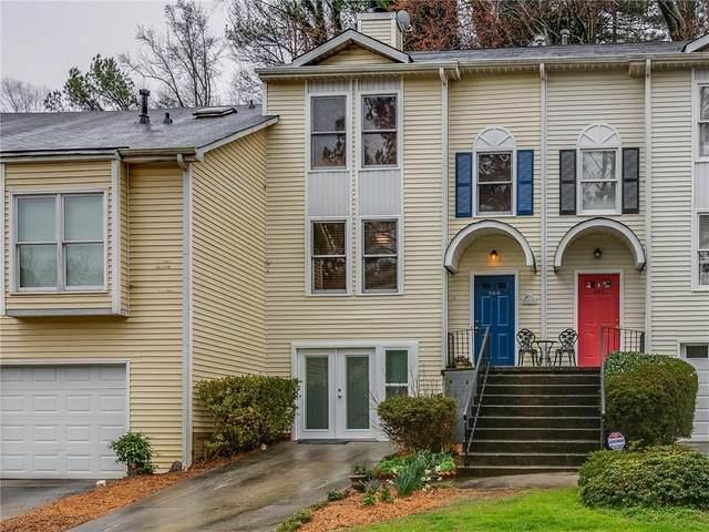 560 Stratford Green, Avondale Estates, GA 30002 (MLS #6683520) :: RE/MAX Prestige