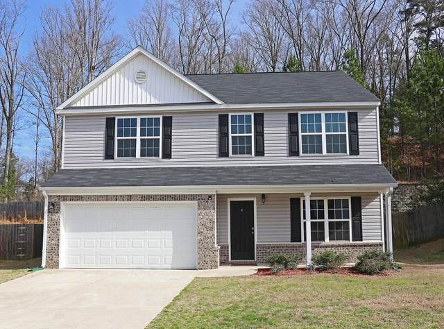 1029 Ventura Drive, Gainesville, GA 30504 (MLS #6683526) :: North Atlanta Home Team
