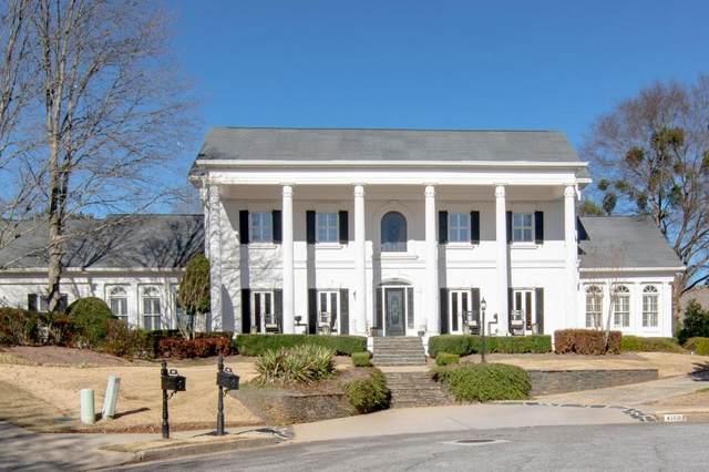 4160 Wellington Lake Court, Peachtree Corners, GA 30097 (MLS #6683534) :: North Atlanta Home Team