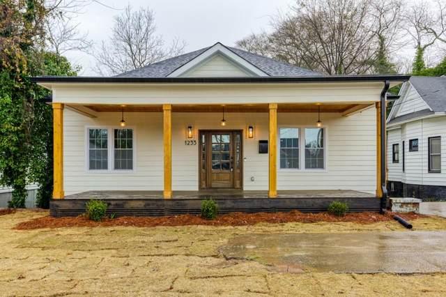 1233 Avon Avenue SW, Atlanta, GA 30310 (MLS #6683539) :: Kennesaw Life Real Estate
