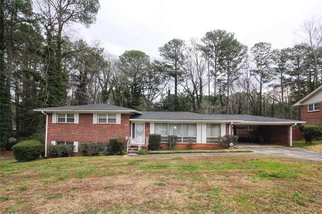 3184 Dogwood Drive, East Point, GA 30344 (MLS #6683543) :: The North Georgia Group