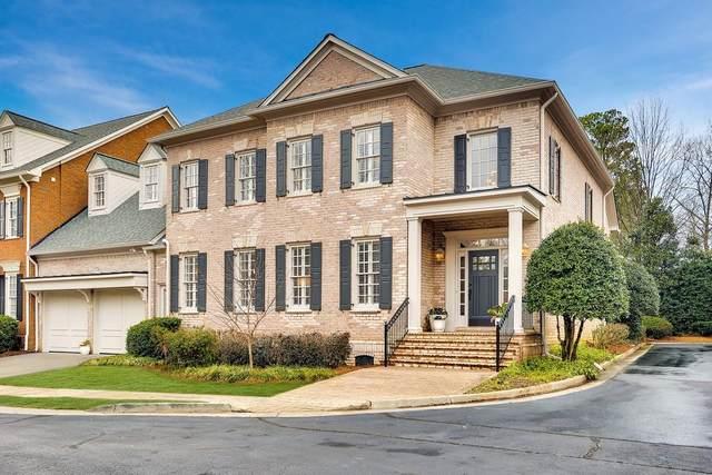 610 Enclave Circle, Atlanta, GA 30342 (MLS #6683545) :: The Heyl Group at Keller Williams