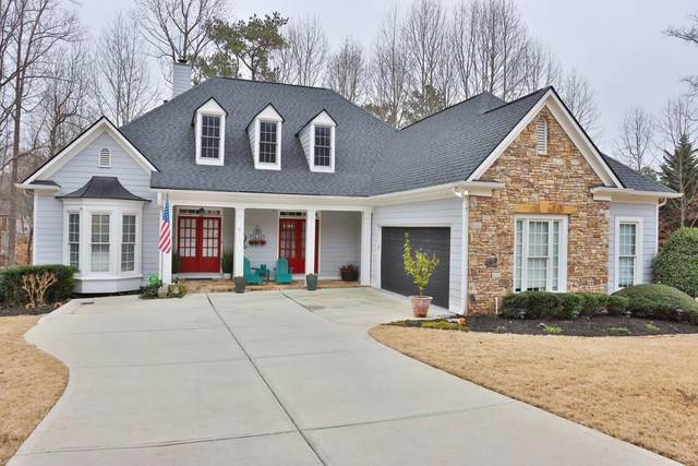 4025 Rockingham Drive, Roswell, GA 30075 (MLS #6683546) :: The Butler/Swayne Team