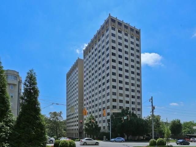 2479 Peachtree Road #517, Atlanta, GA 30305 (MLS #6683568) :: Rich Spaulding