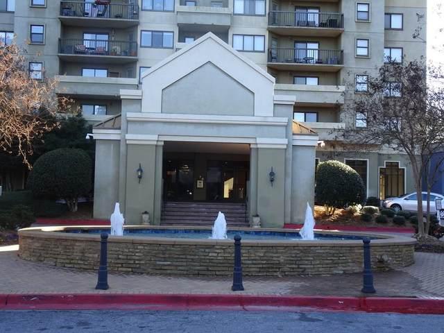 795 Hammond Drive #2110, Atlanta, GA 30328 (MLS #6683574) :: Path & Post Real Estate