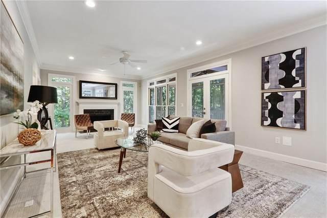 225 Sheridan Point Lane, Sandy Springs, GA 30342 (MLS #6683590) :: Path & Post Real Estate