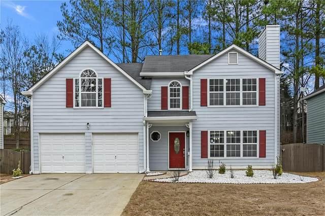 4794 Lake Park Terrace, Acworth, GA 30101 (MLS #6683595) :: Todd Lemoine Team