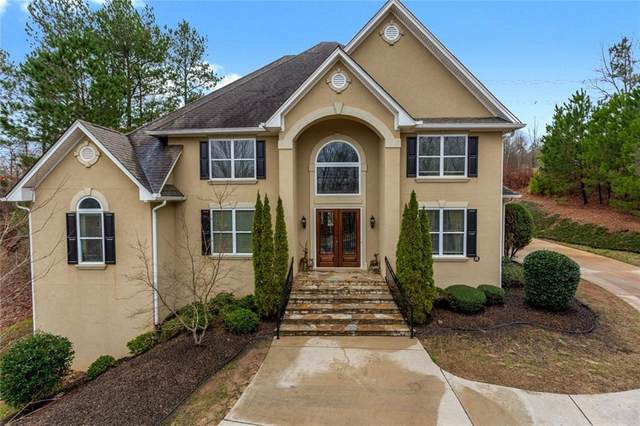 157 Augusta Dr, Mcdonough, GA 30253 (MLS #6683598) :: The North Georgia Group