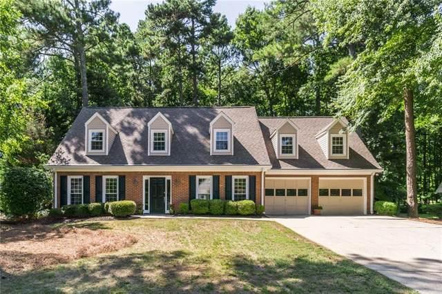 2151 Meadowind Lane NE, Marietta, GA 30062 (MLS #6683599) :: Path & Post Real Estate