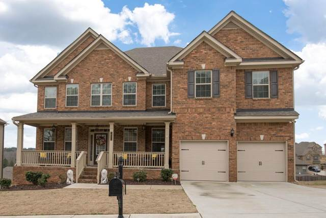3805 Spring Place Court, Loganville, GA 30052 (MLS #6683610) :: North Atlanta Home Team