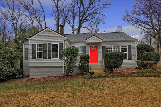 950 Avebury Drive, East Point, GA 30344 (MLS #6683616) :: RE/MAX Paramount Properties