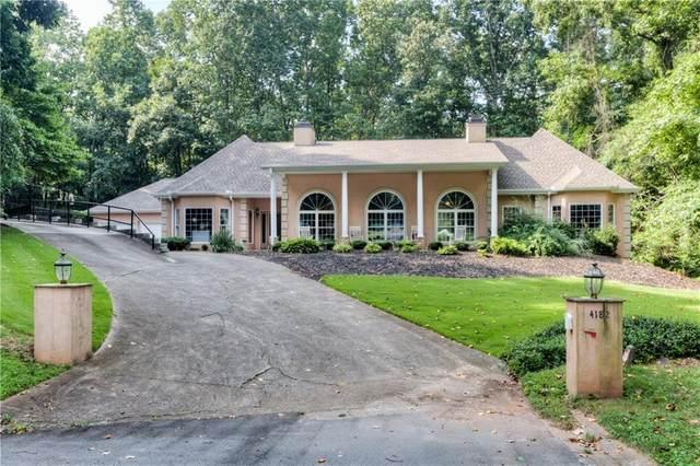 4182 Parish Drive, Marietta, GA 30066 (MLS #6683623) :: North Atlanta Home Team
