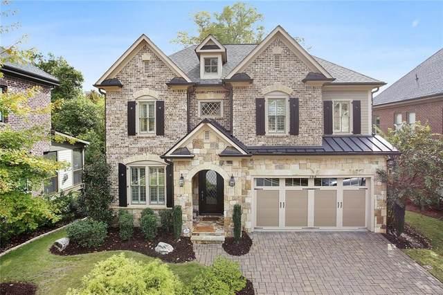 106 Walden Square Way, Decatur, GA 30030 (MLS #6683642) :: North Atlanta Home Team