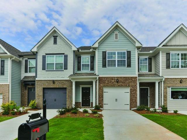 5809 Union Walk Drive, Union City, GA 30291 (MLS #6683645) :: The Butler/Swayne Team