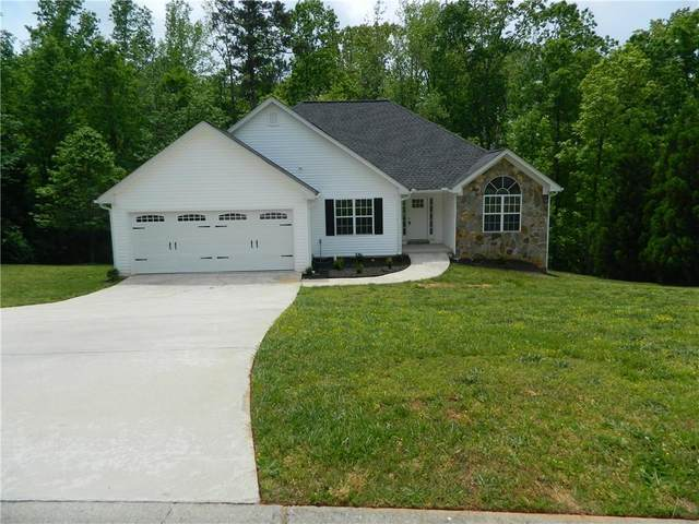 3863 Berkshire Ridge Drive, Gainesville, GA 30506 (MLS #6683648) :: North Atlanta Home Team