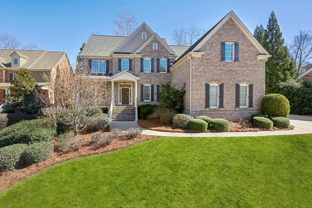 12265 Mccoy Way, Alpharetta, GA 30004 (MLS #6683670) :: Todd Lemoine Team