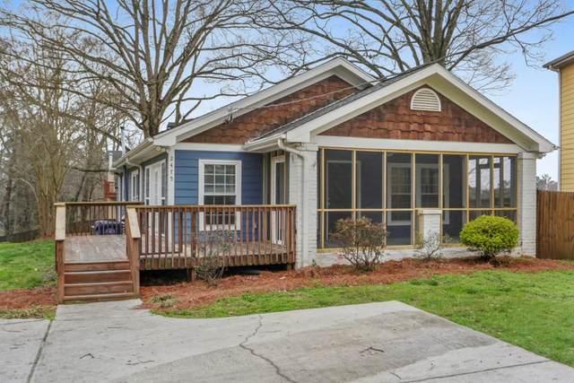 2475 Rutherford Street NW, Atlanta, GA 30318 (MLS #6683672) :: Good Living Real Estate