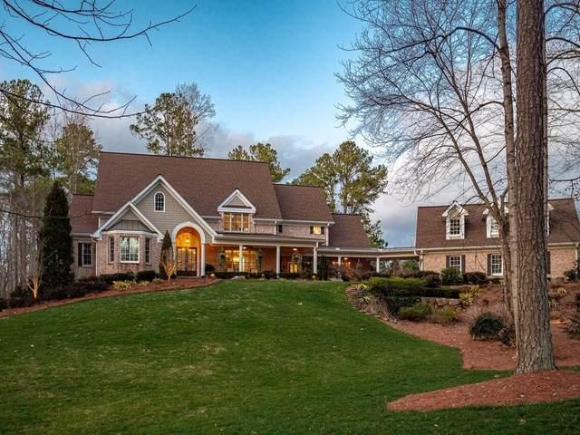 825 Liberty Grove Road, Alpharetta, GA 30004 (MLS #6683693) :: Path & Post Real Estate