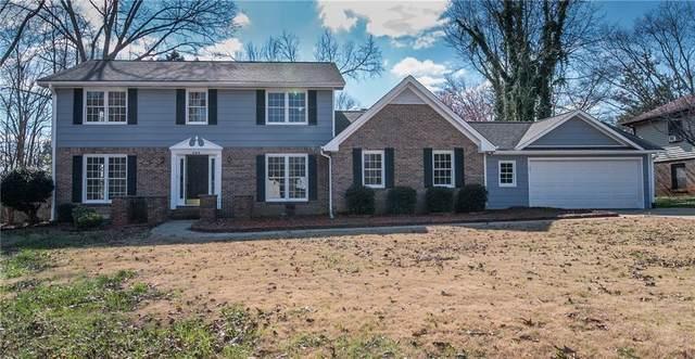 583 Greg Drive SW, Lilburn, GA 30047 (MLS #6683696) :: North Atlanta Home Team