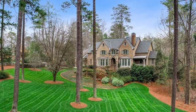 2055 Clay Drive, Sandy Springs, GA 30350 (MLS #6683709) :: The Realty Queen Team