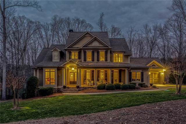 122 Equest Drive, Canton, GA 30115 (MLS #6683712) :: The North Georgia Group