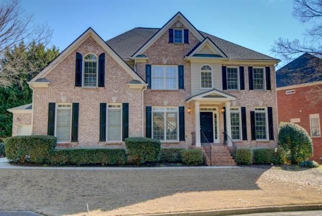 2018 Ivy Ridge Road SE, Smyrna, GA 30080 (MLS #6683753) :: Kennesaw Life Real Estate
